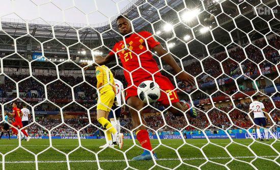 Чому я такий тупий: футболіст збірної Бельгії посміявся з себе після епічного моменту на ЧС-2018
