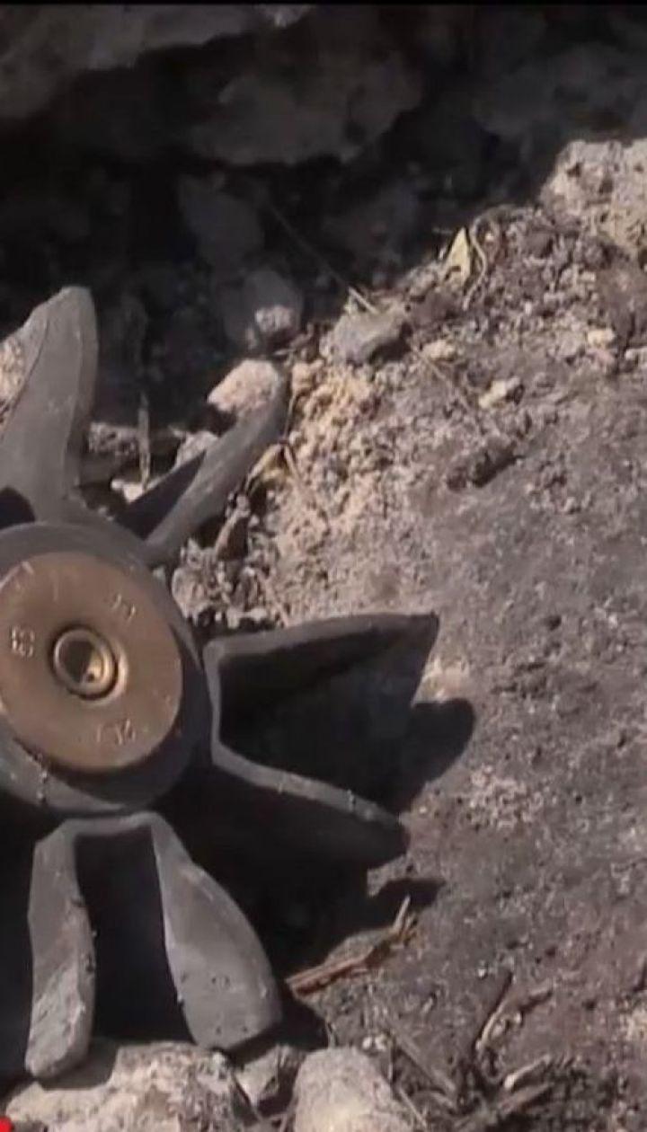 Возле оккупированной Горловки не утихает стрельба