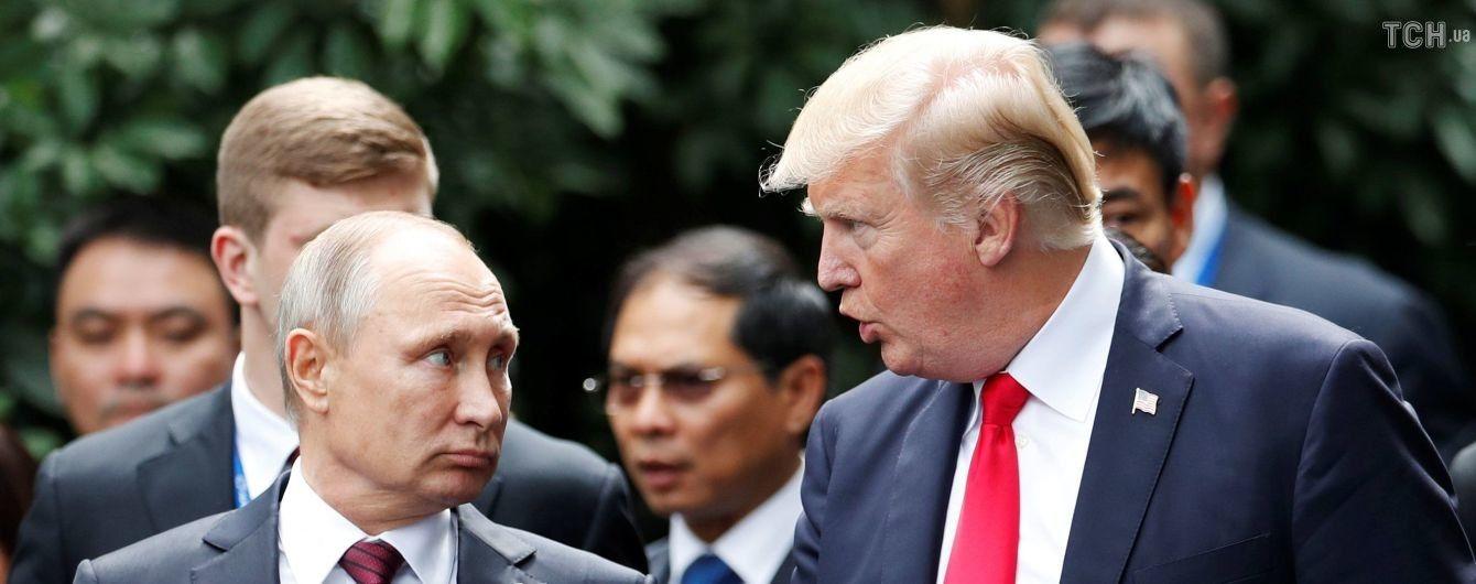 Трамп прокоментував можливе визнання Криму російським
