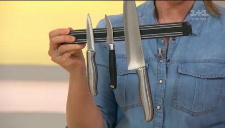 Як обирати кухонні ножі та доглядати за ними - поради Ольги Пахар