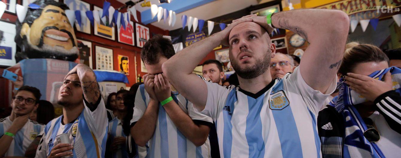 Вболівальники збірної Аргентини на ЧС-2018 забронювали місця в готелі, якого не існує