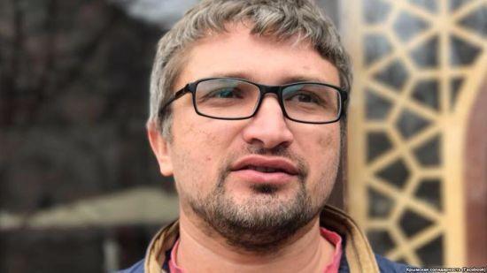 В окупованому Криму кримськотатарського активіста помістили до психлікарні