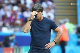 Йоахим Лев продолжит тренировать сборную Германии после провала на ЧМ-2018