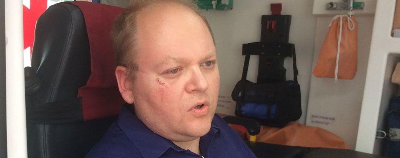 В Кривом Роге избили организатора Марша равенства, полиция отказалась выезжать на место