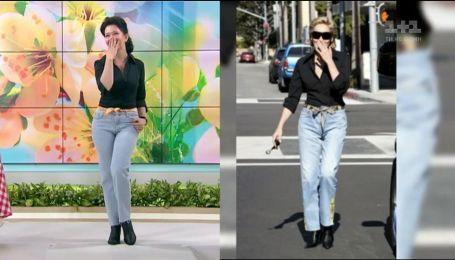 Андре Тан показал три яркие образы в стиле Шэрон Стоун - Правила моды