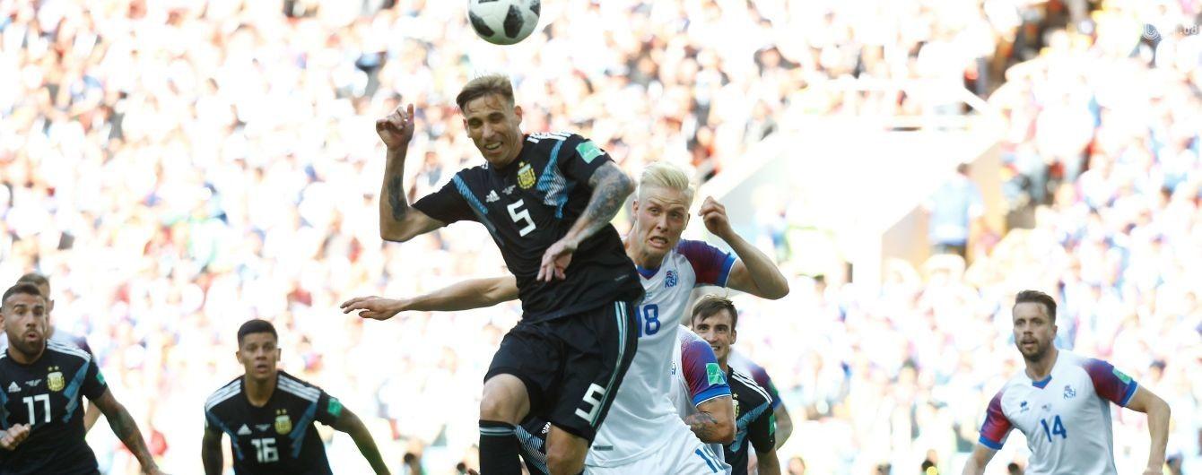Еще один игрок сборной Аргентины объявил о завершении карьеры