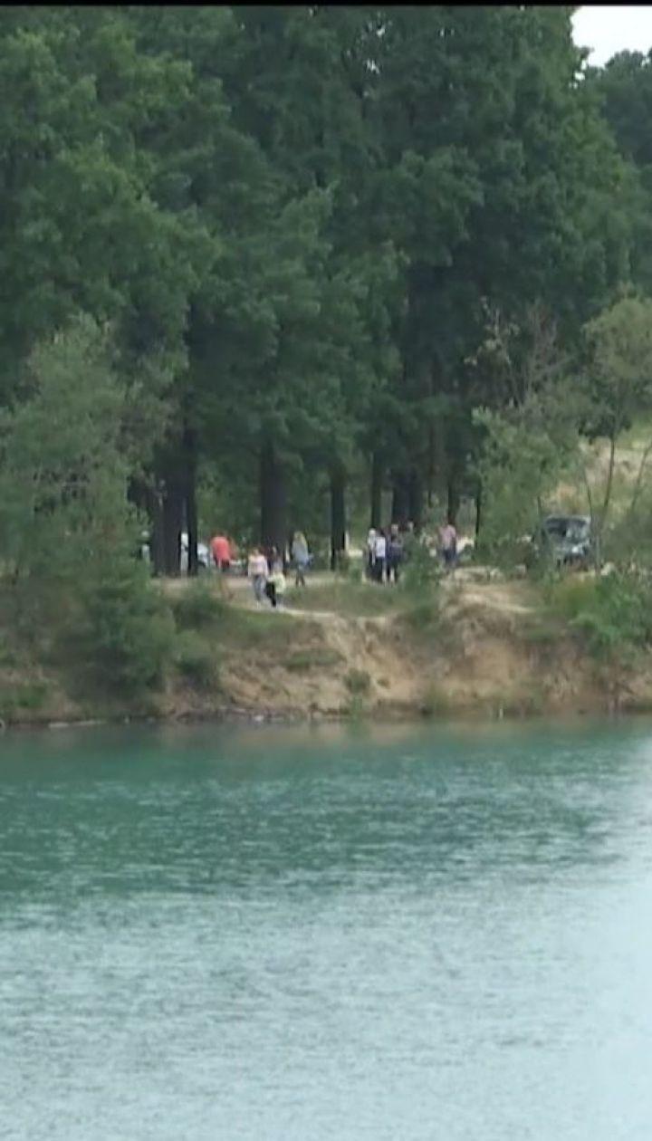 ТСН.Тиждень дослідив якість і вартість відпочинку на українських озерах