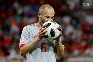 Легендарный футболист объявил о завершении карьеры в сборной Испании