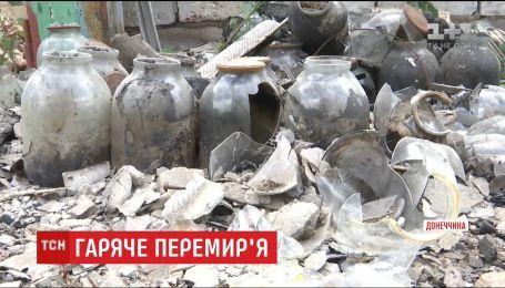 Боевики сорвали объявленное с 1 июля хлебное перемирие