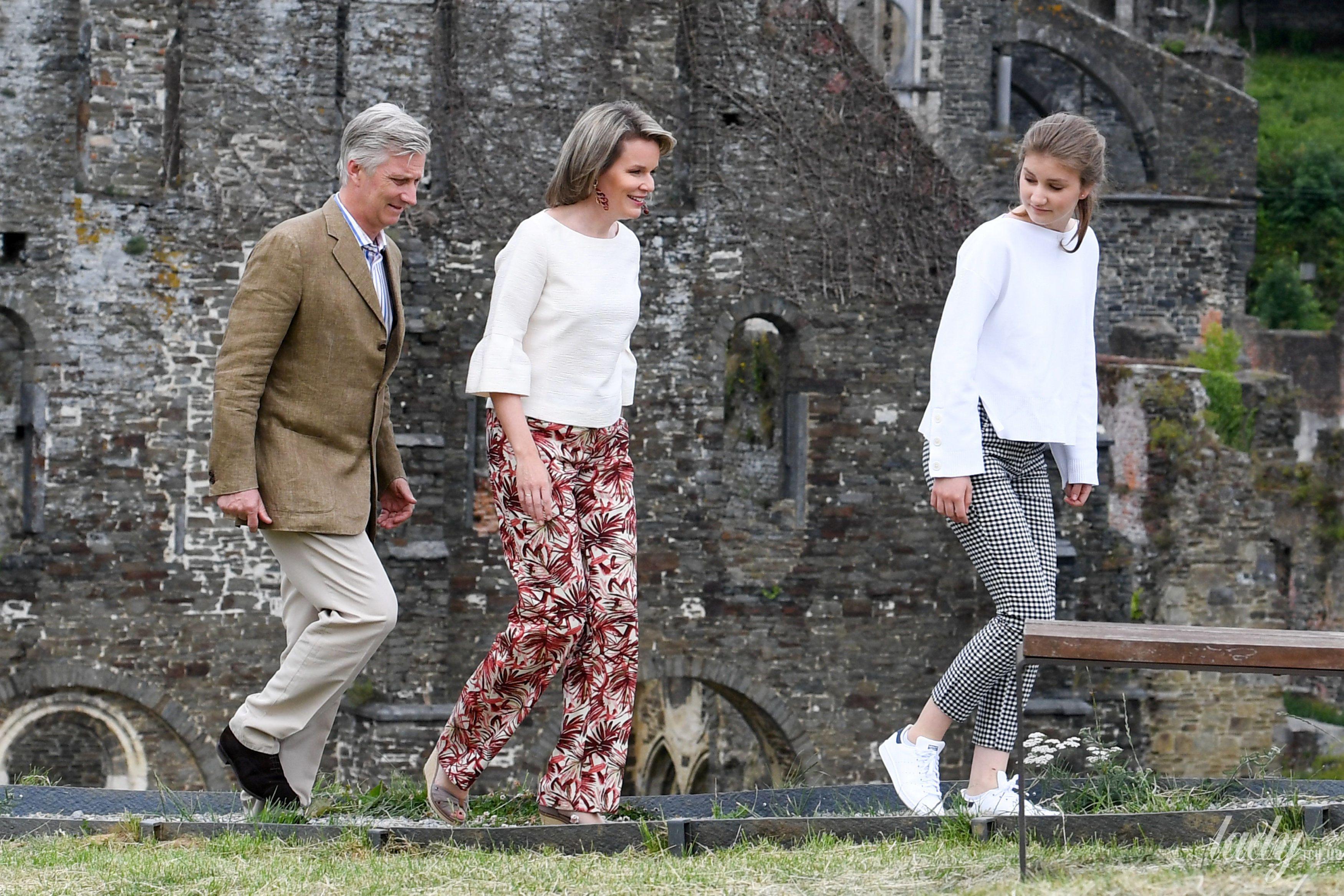 Бельгийская королевская семья_4