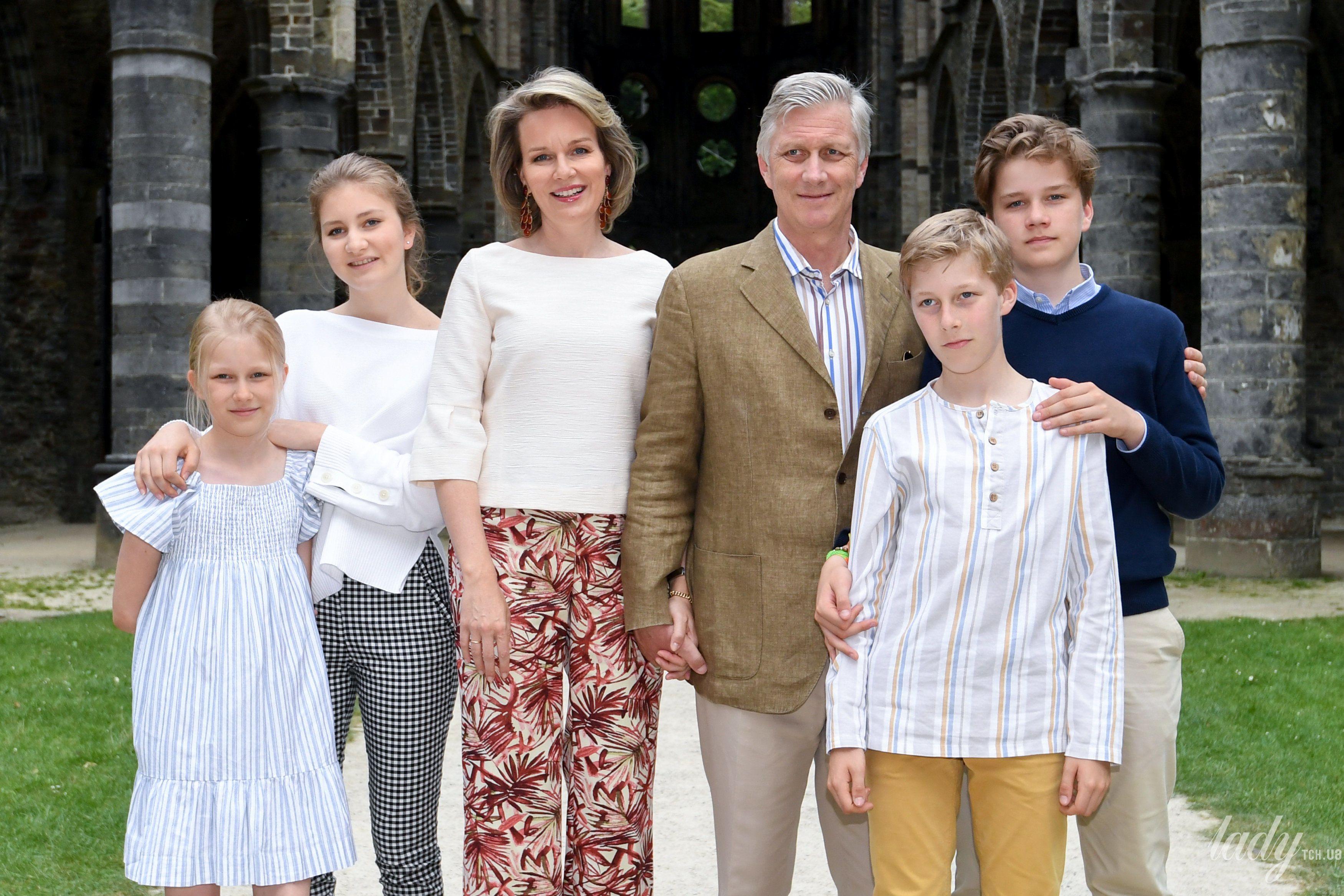 Бельгийская королевская семья_3