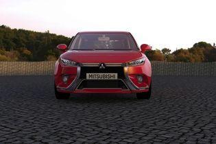 Mitsubishi Colt представили в новом образе