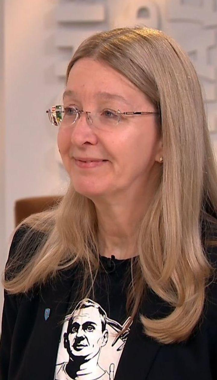 Ульяна Супрун рассказала о последнем этапе медицинской реформы