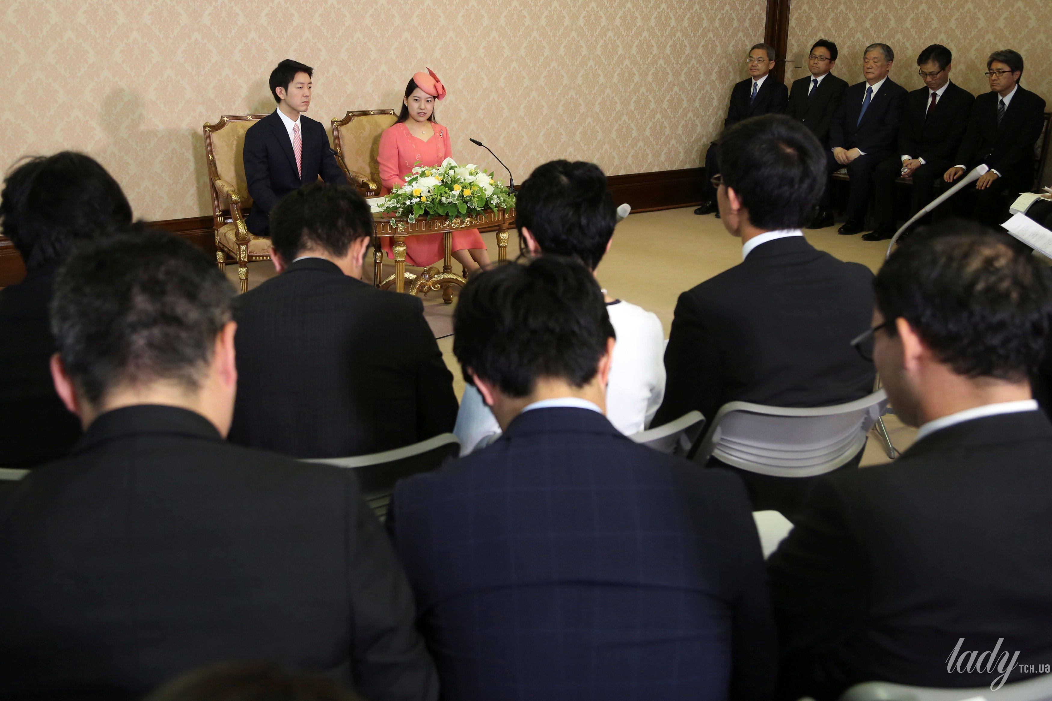 Японская принцесса Аяко_4