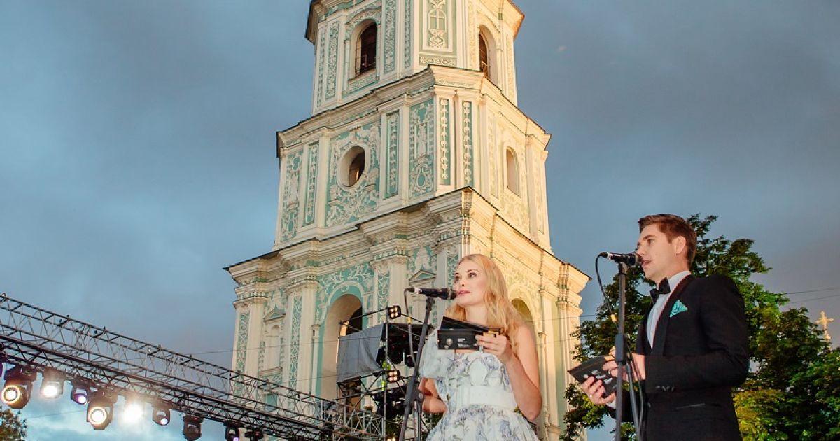 Лідія таран і Володимир Остапчук