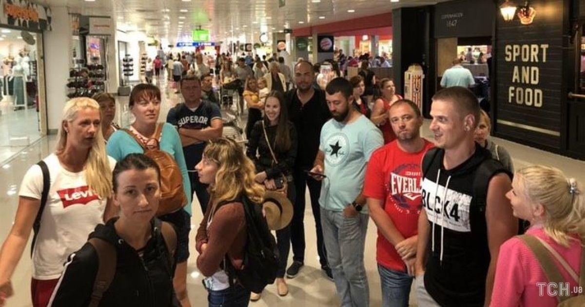 8ecfd52261e624 Заблоковані на Мальорці. Українські туристи не можуть повернутися додому  через несправність літака (14.99/21)