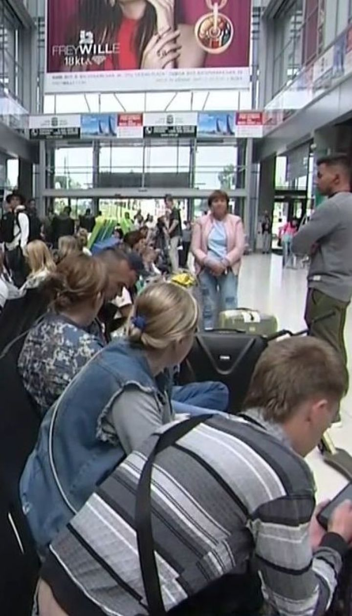 Туристы, застрявшие в Тунисе, сегодня должны вернуться в Украину