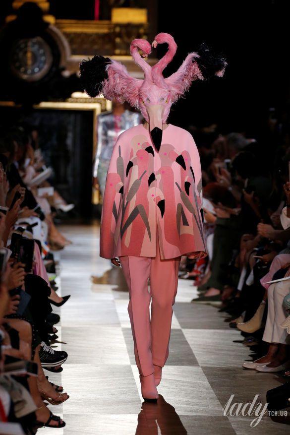 Коллекция Schiaparelli Haute Couture осень-зима 2018-2019_21