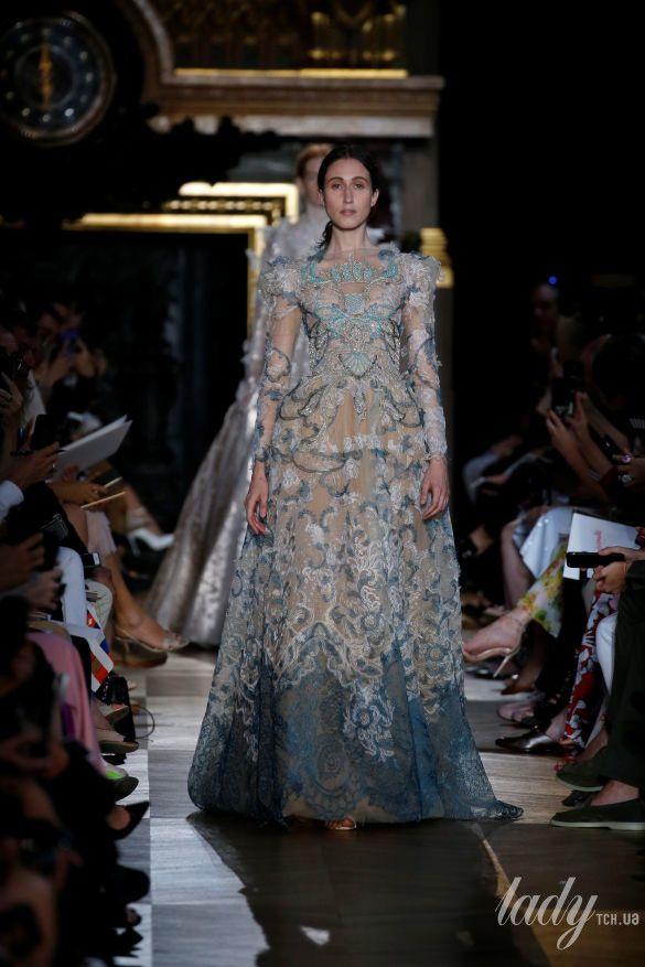Коллекция Schiaparelli Haute Couture осень-зима 2018-2019_25