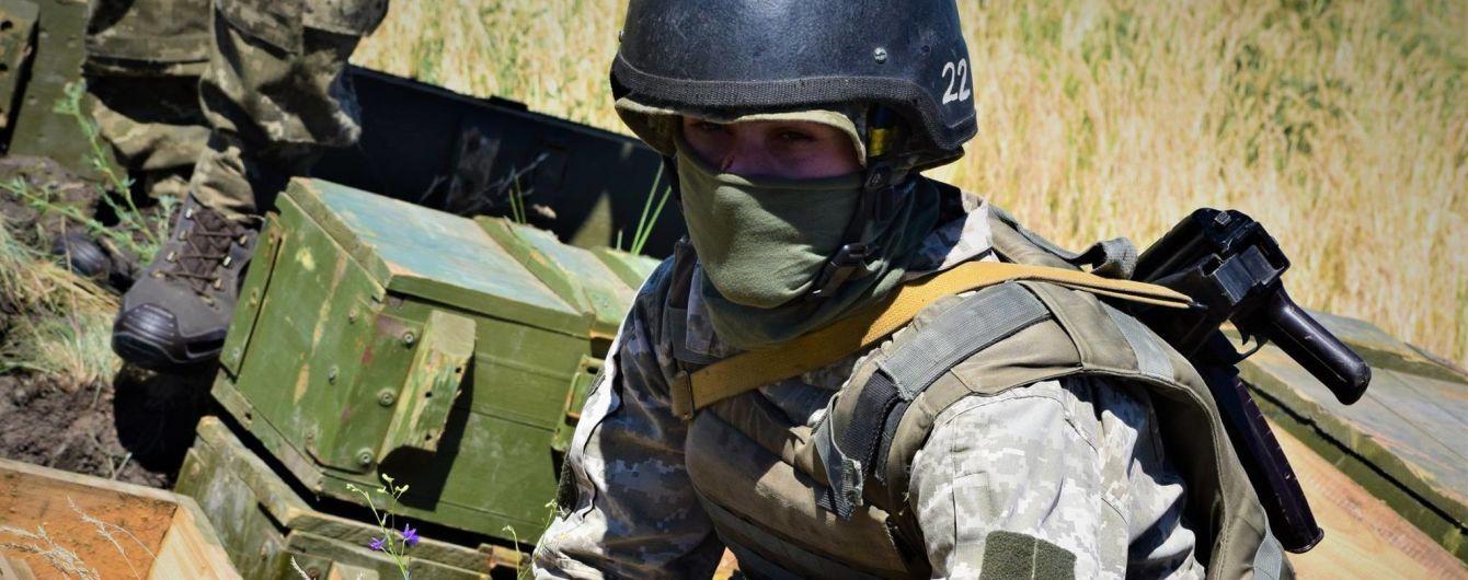 """""""Хлебное перемирие"""". Боевики продолжают стрелять по позициям украинских военных"""