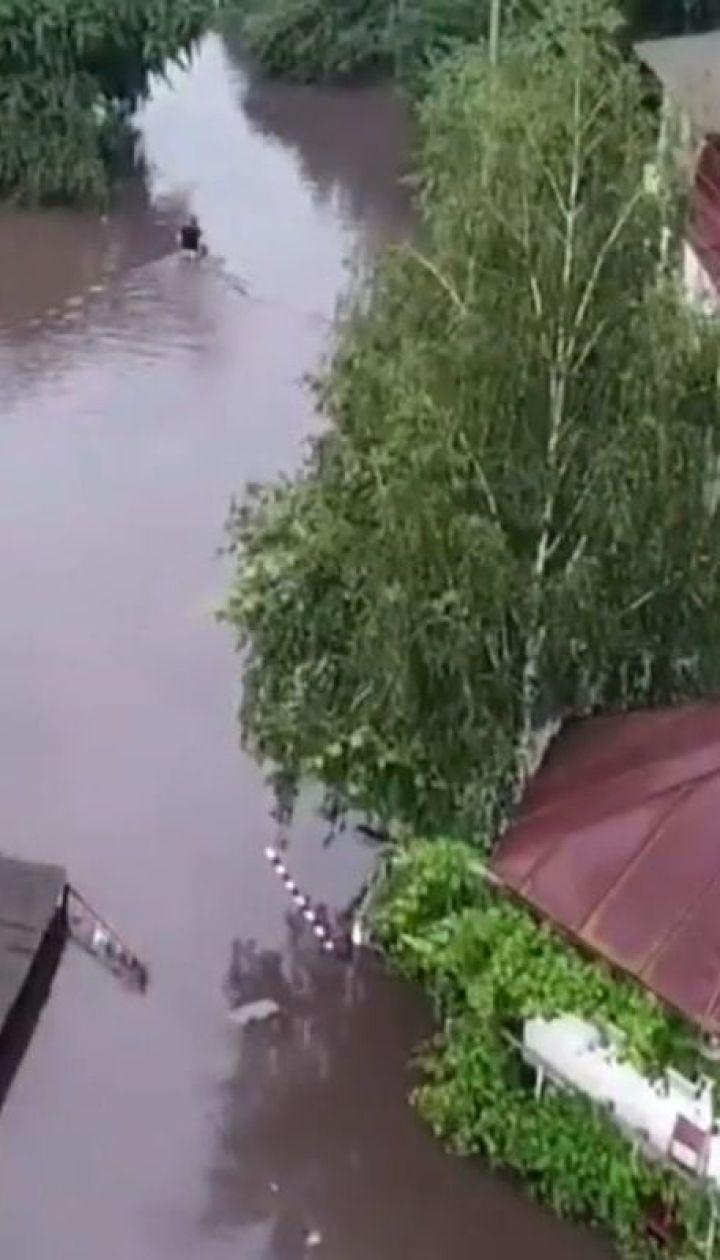 Кожна злива - як потоп. Які висновки зроблять чиновники і самі підтоплені із періоду літніх дощів