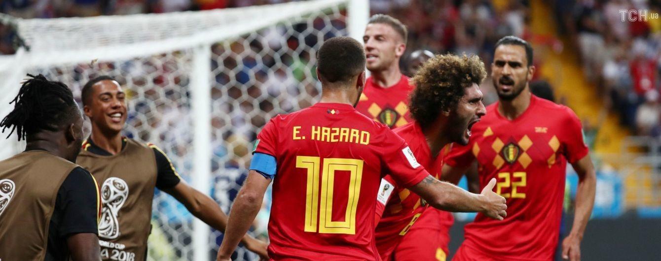 Сборная Бельгии отыгралась с 0:2 и выгрызла у Японии путевку в 1/4 финала Чемпионата мира