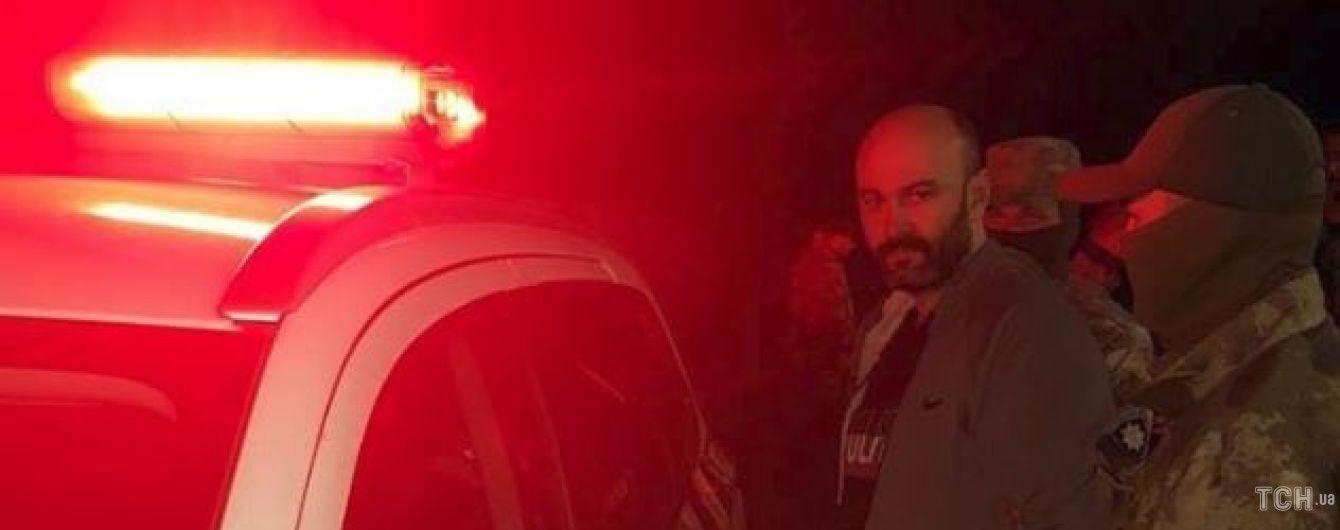 Полиция задержала беглеца из Миргородского суда