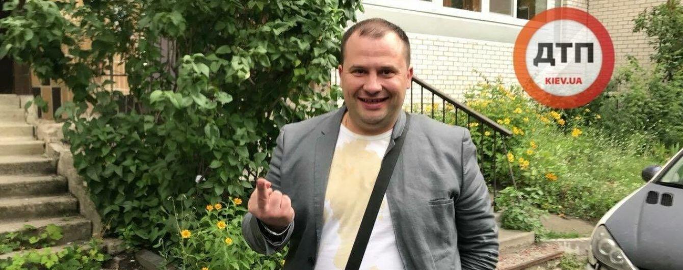 Пьяный водитель-работник Верховного суда Ляшок может отделаться выговором