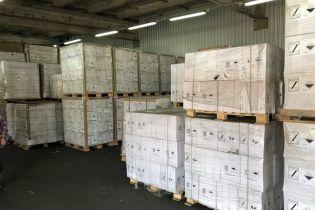 Правоохранители блокировали масштабный импорт контрафактной химической продукции из Азии