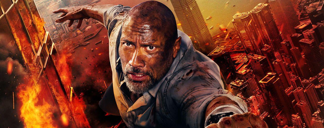 Кинопремьеры июля: горящий небоскреб, Человек-Муравей и монстры