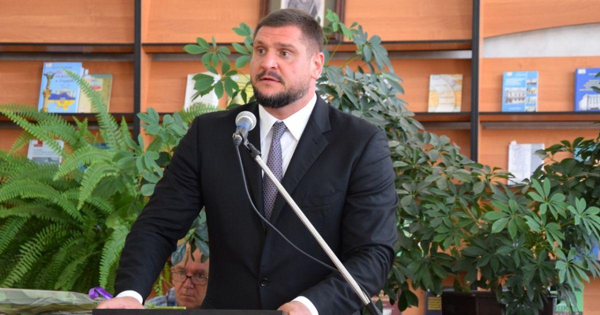 Голова Миколаївської облдержадміністрації Олексій Савченко