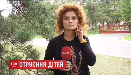 12 детей отравились в частном лагере на Киевщине