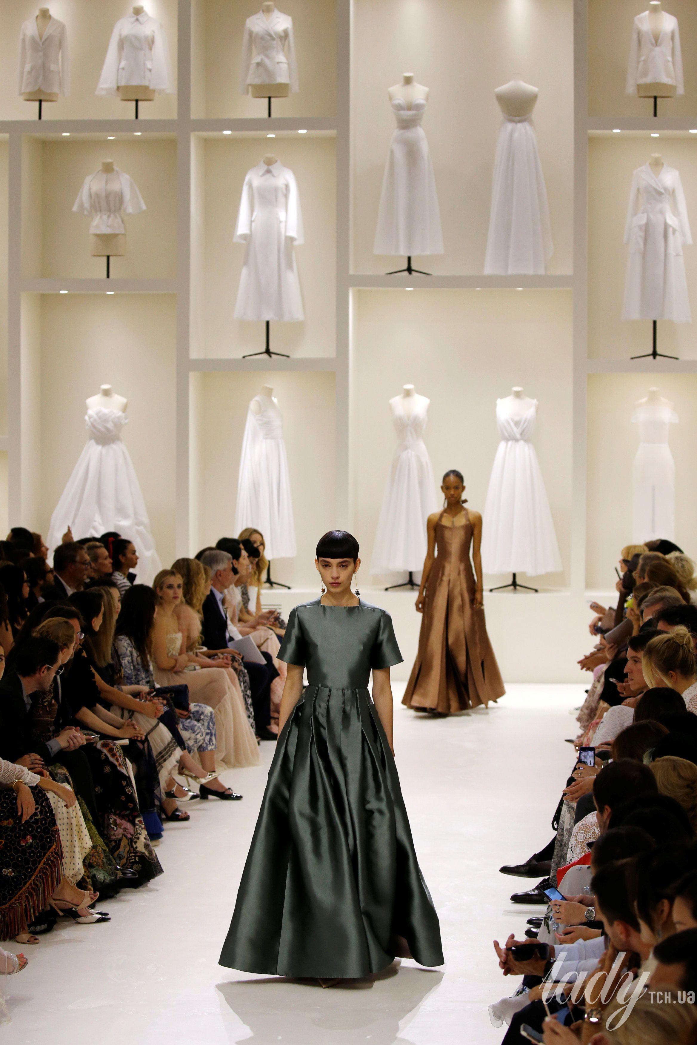 Кутюрный показ Dior_5