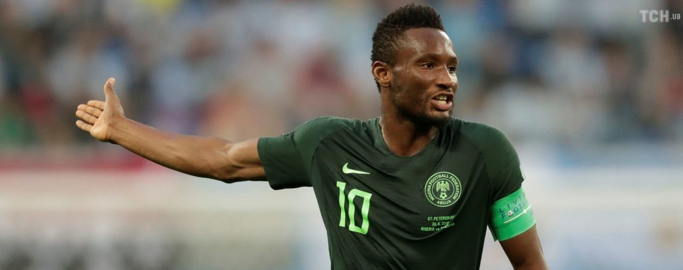Капитан сборной Нигерии играл на Чемпионате мира, зная о похищении отца