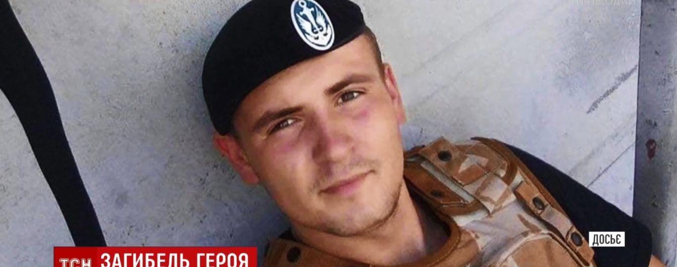 """""""До втрат неможна звикнути"""": перший загиблий у липні військовий мріяв про футбол і давав інтерв'ю"""