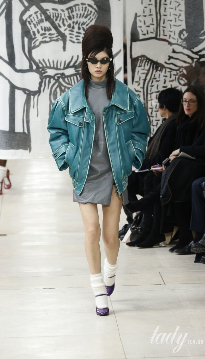 Колекція Miu Miu прет-а-порте сезону осінь-зима 2018-2019 @ East News