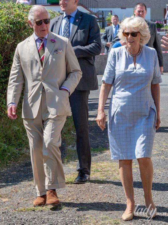 Герцогиня Корнуольская и принц Чарльз_1