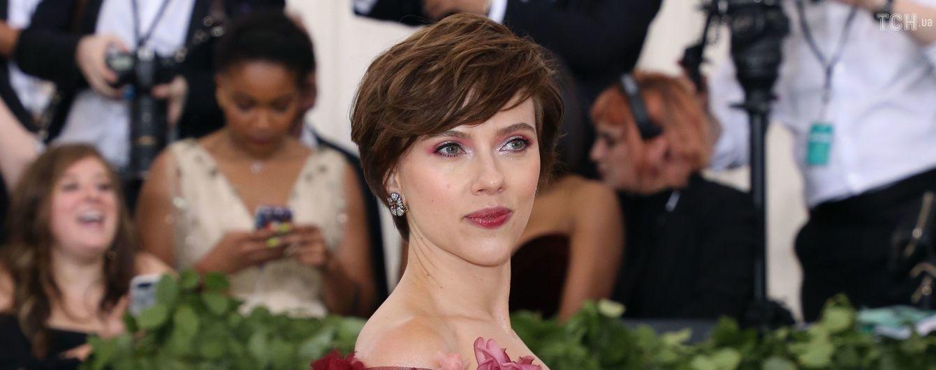 Юзери жорстко розкритикували Скарлетт Йоханссон за рішення зіграти трансгендера