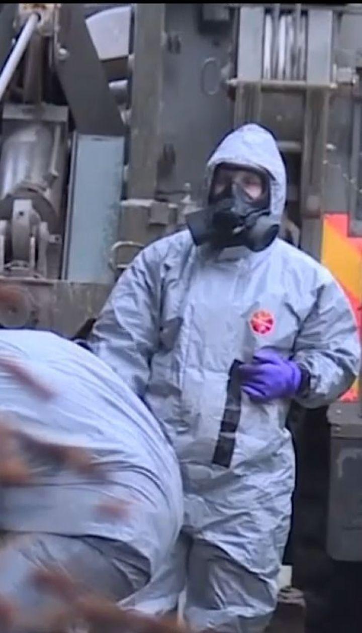 Поблизу Солсбері зафіксували новий факт отруєння невідомою речовиною