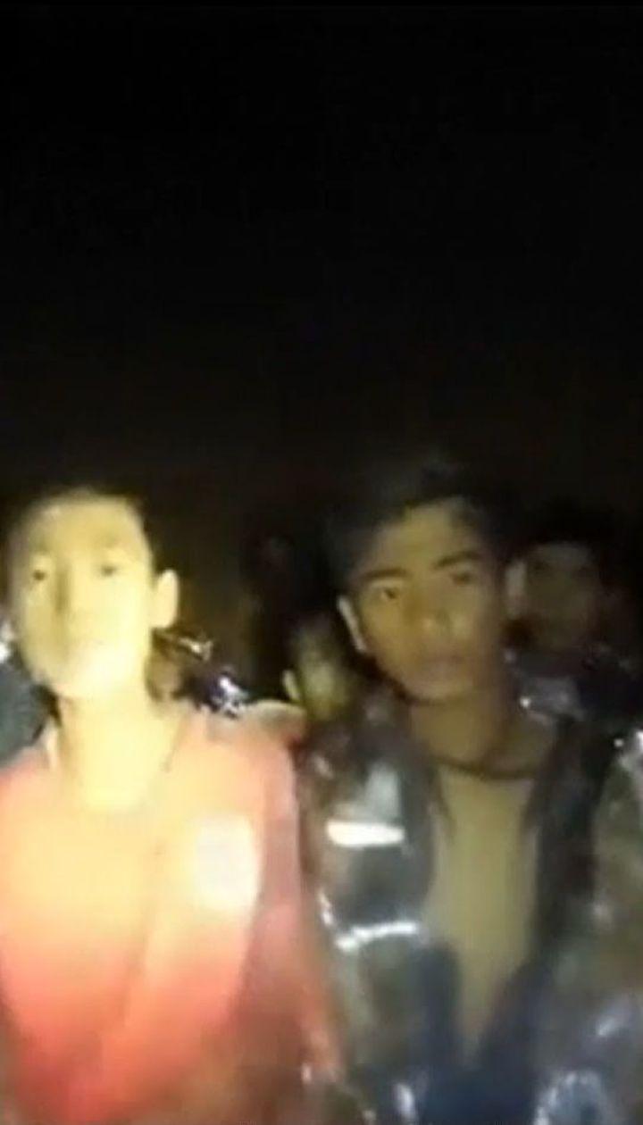 У Таїланді продовжують шукати способи порятунку дітей з печери на відрізаному острові