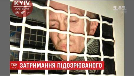 На Киевщине задержали мужчину, которого подозревают в убийстве соседки в лифте