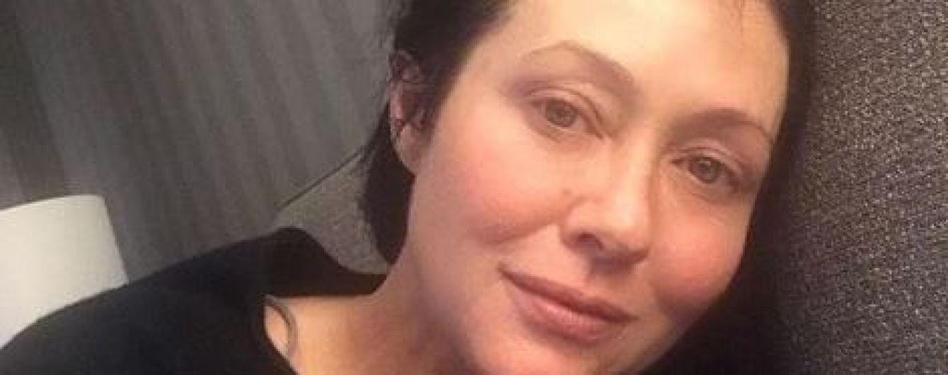 Шеннен Догерті розповіла про свою 10-годинну операцію з реконструкції грудей