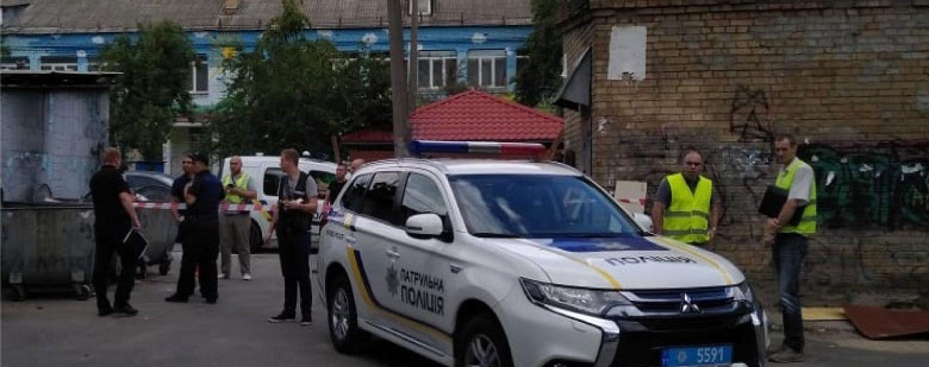 Правоохранители выяснили тип оружия, из которого расстреляли подполковника в Киеве