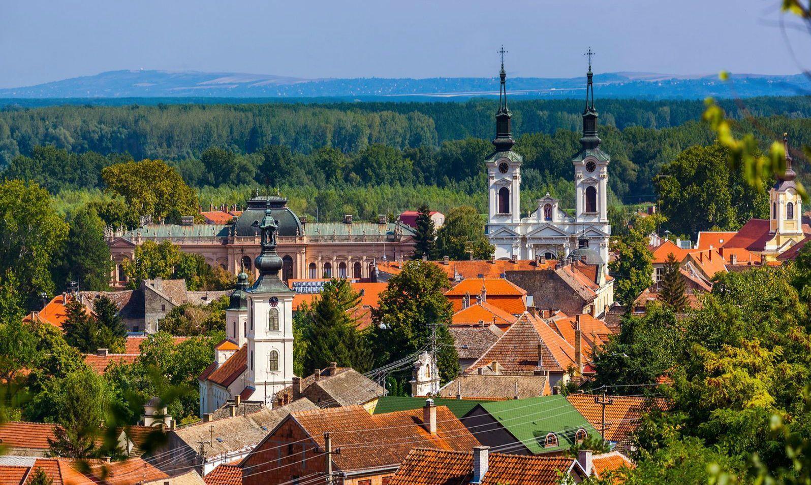 Сербія, місто Новий Сад
