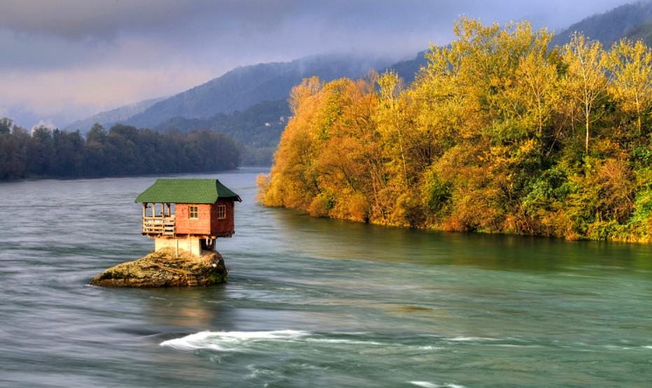 Сербія, Національний парк Тара