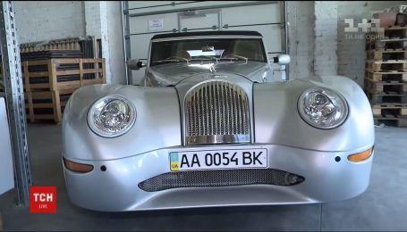 Ретро-автомобіль екс-нардепа Давида Жванії продають з державного аукціону