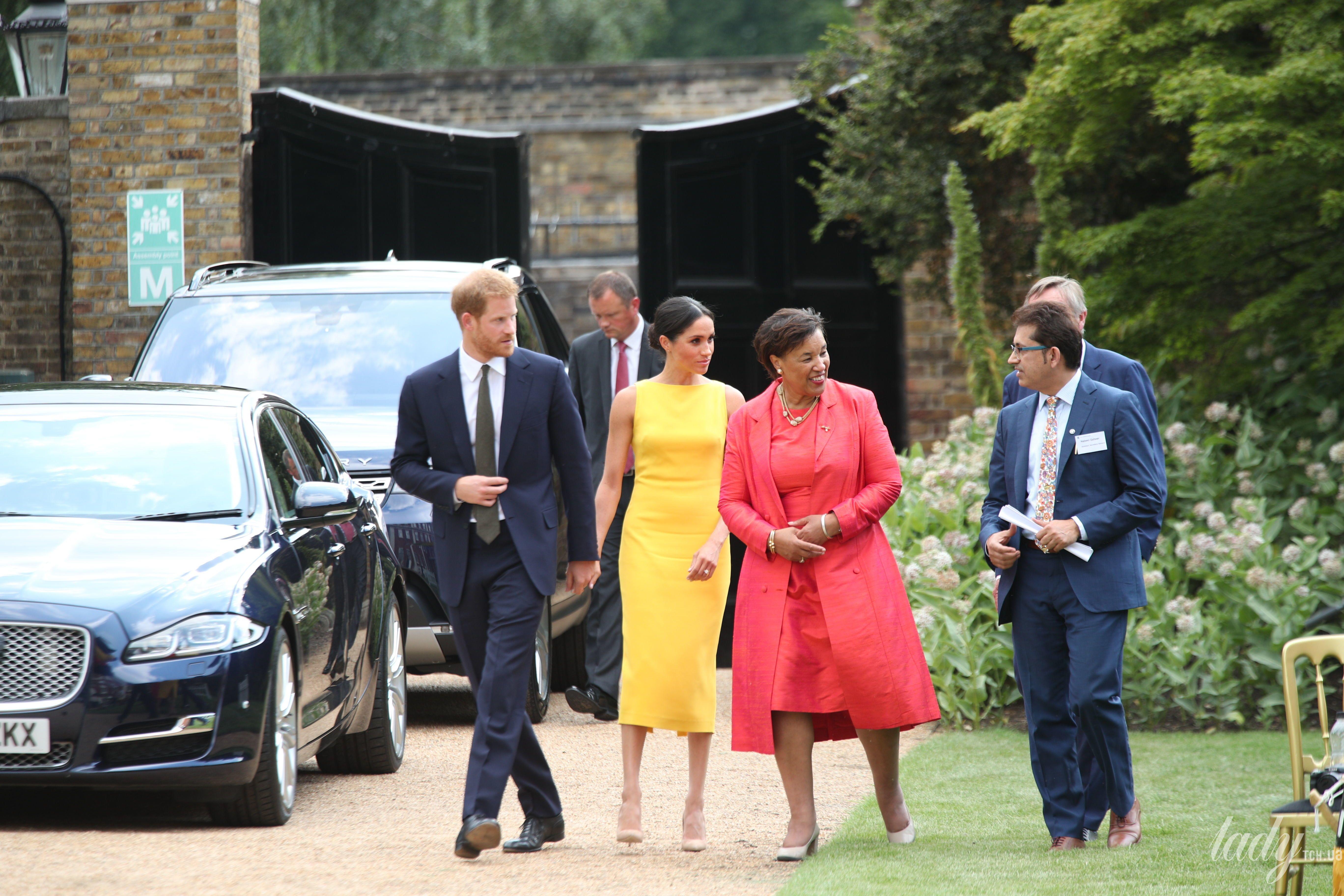 Герцог и герцогиня Сассекские_3