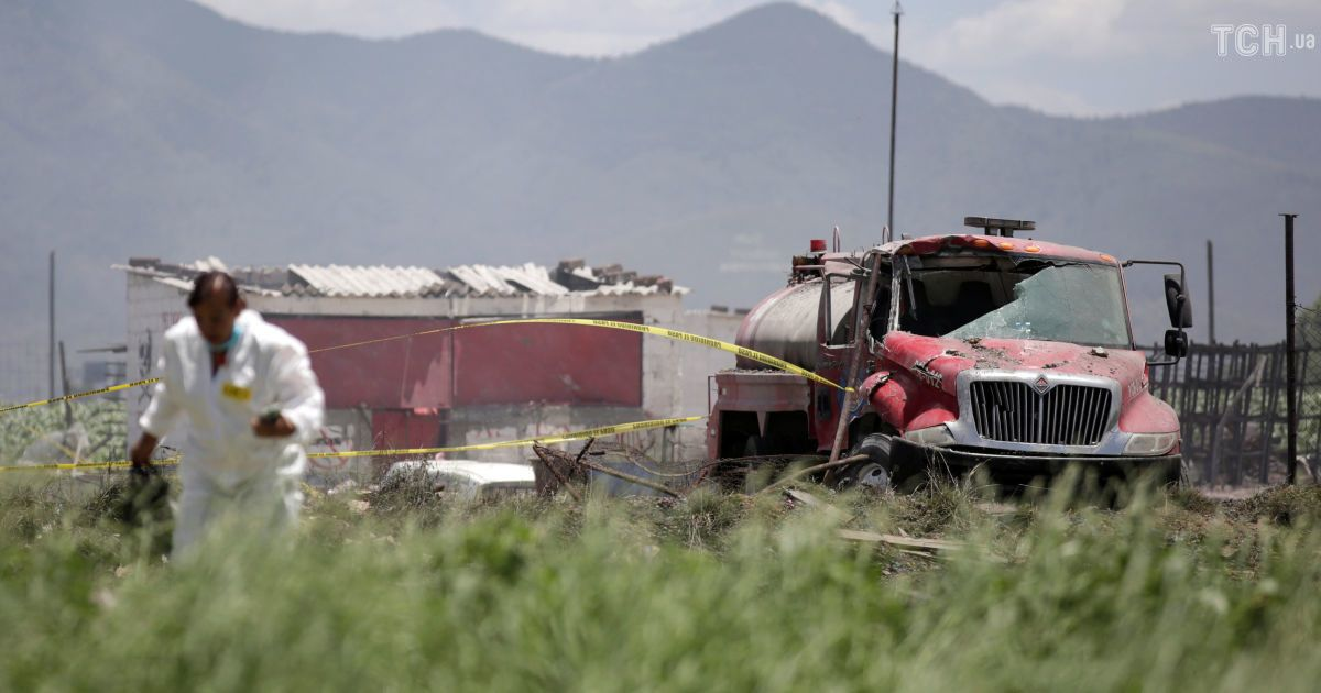 У Мексиці 16 осіб загинули унаслідок вибухів феєрверків