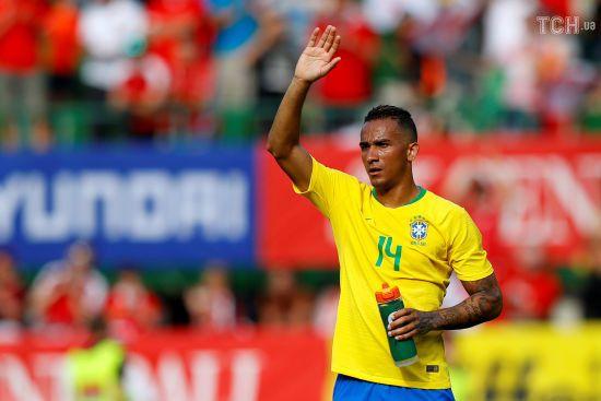 Бразилія втратила захисника до кінця ЧС-2018