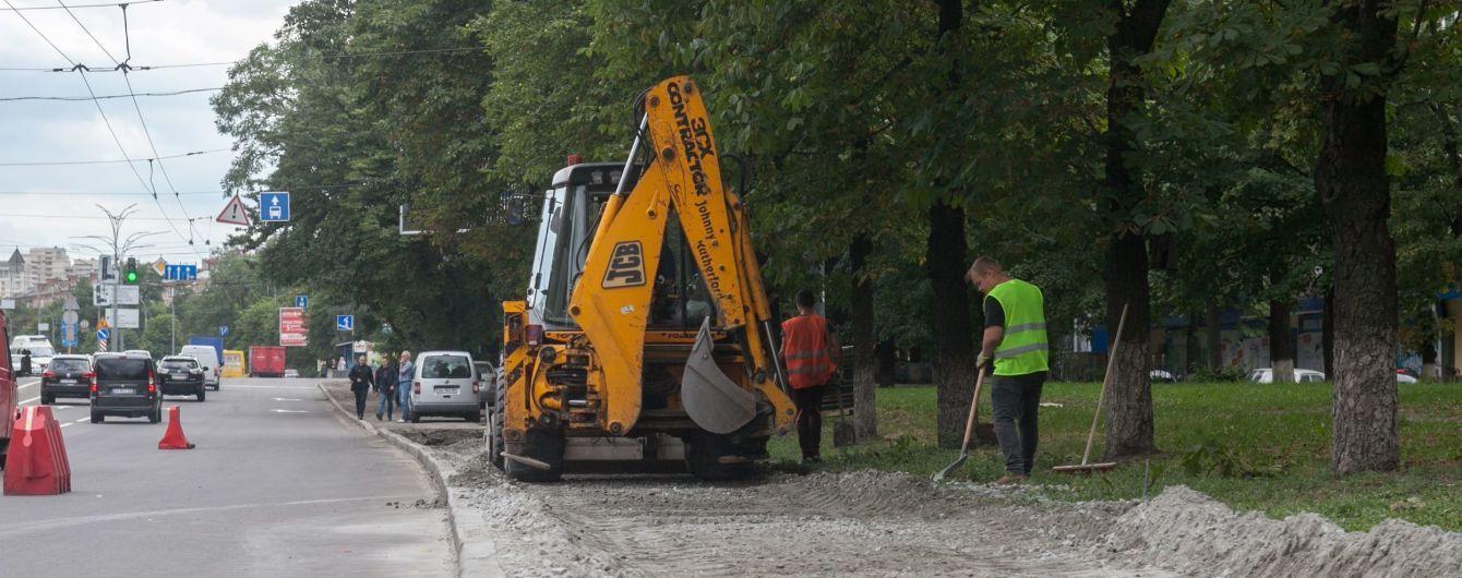 В Киеве расширят улицу Елены Телиги